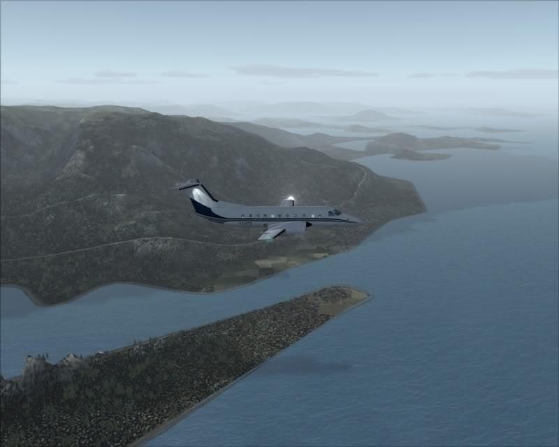 """FS9 - Tour Noruega o """"FIM"""" parte 1 , Skien - Stord.. em um belo relato -2008-nov-6-044"""