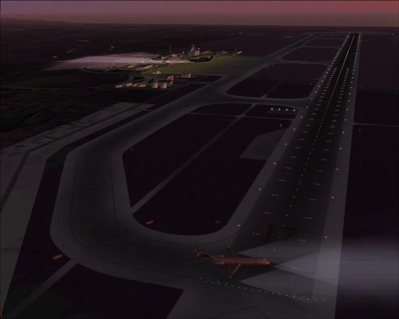 FS9 - KUSHIRO - WAKKANAI de MD-11 PMDG, 1º Voo com e muitos testes... mas foi bom adorei.... -2009-feb-22-006