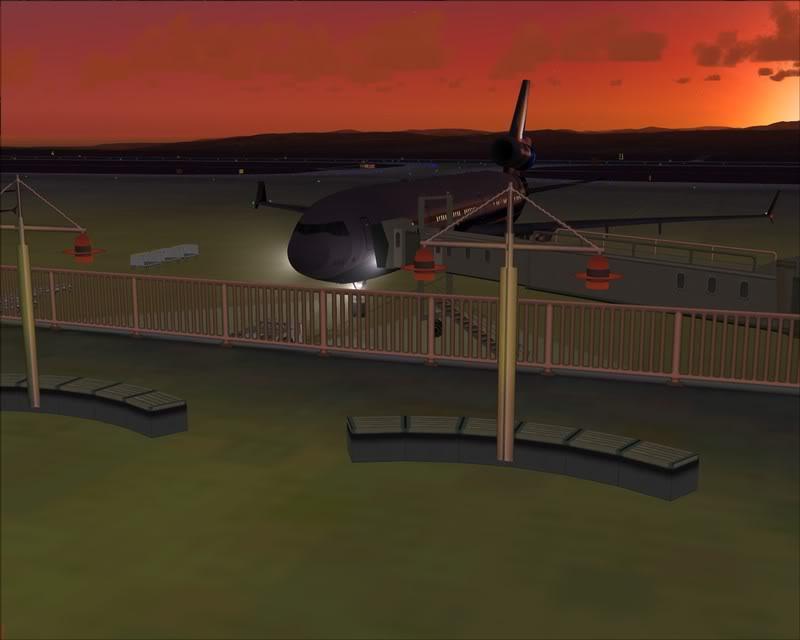 FS9 - KUSHIRO - WAKKANAI de MD-11 PMDG, 1º Voo com e muitos testes... mas foi bom adorei.... -2009-feb-22-013