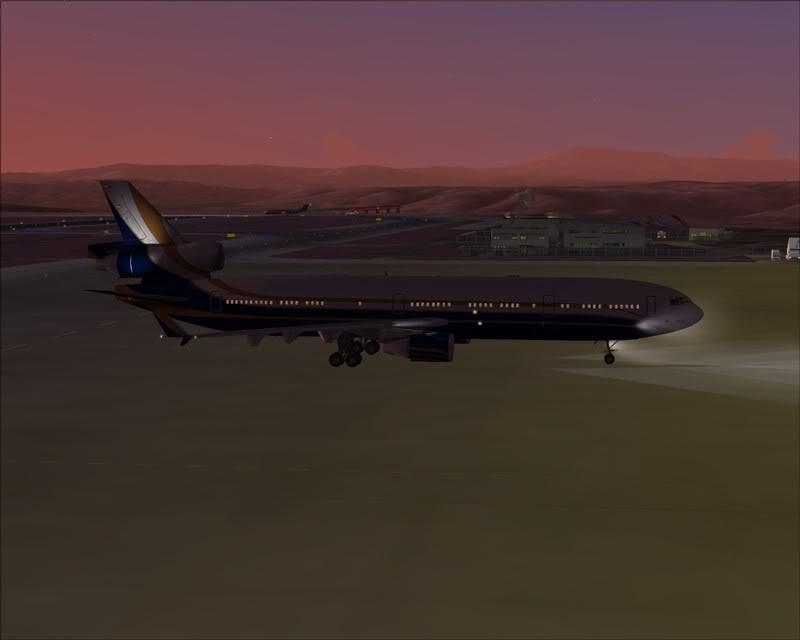 FS9 - Voando para Wakkanai....de MD-11 PMDG -2009-feb-22-025