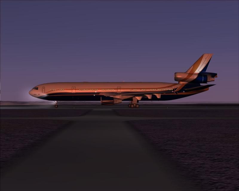 FS9 - Voando para Wakkanai....de MD-11 PMDG -2009-feb-22-029