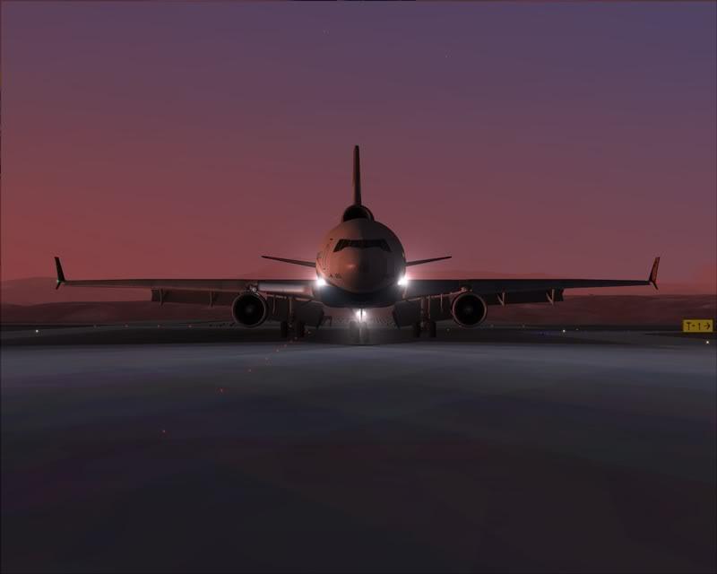 FS9 - Voando para Wakkanai....de MD-11 PMDG -2009-feb-22-031