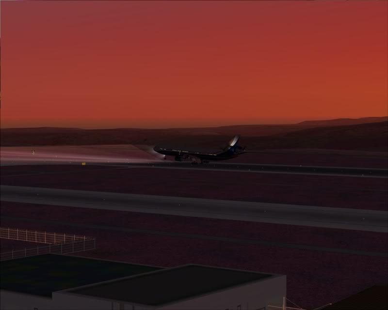 FS9 - Voando para Wakkanai....de MD-11 PMDG -2009-feb-22-032