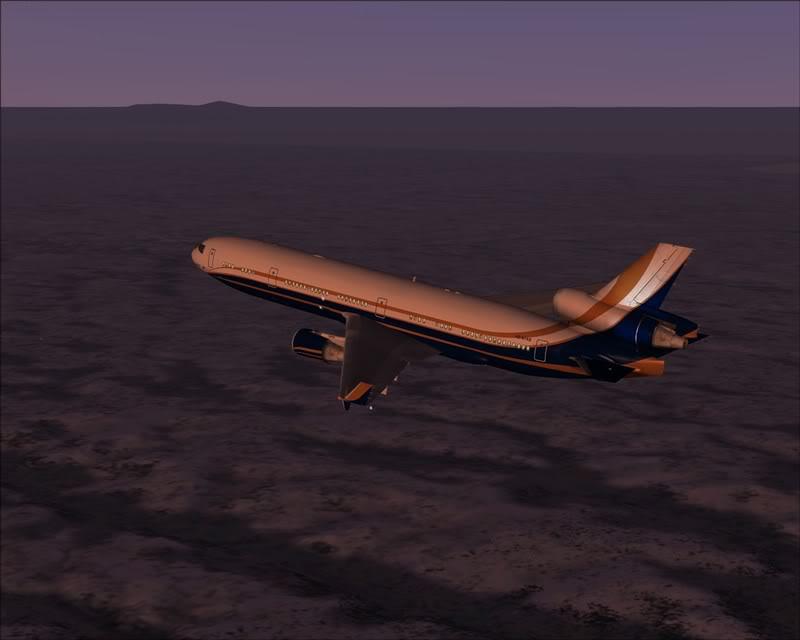 FS9 - Voando para Wakkanai....de MD-11 PMDG -2009-feb-22-034