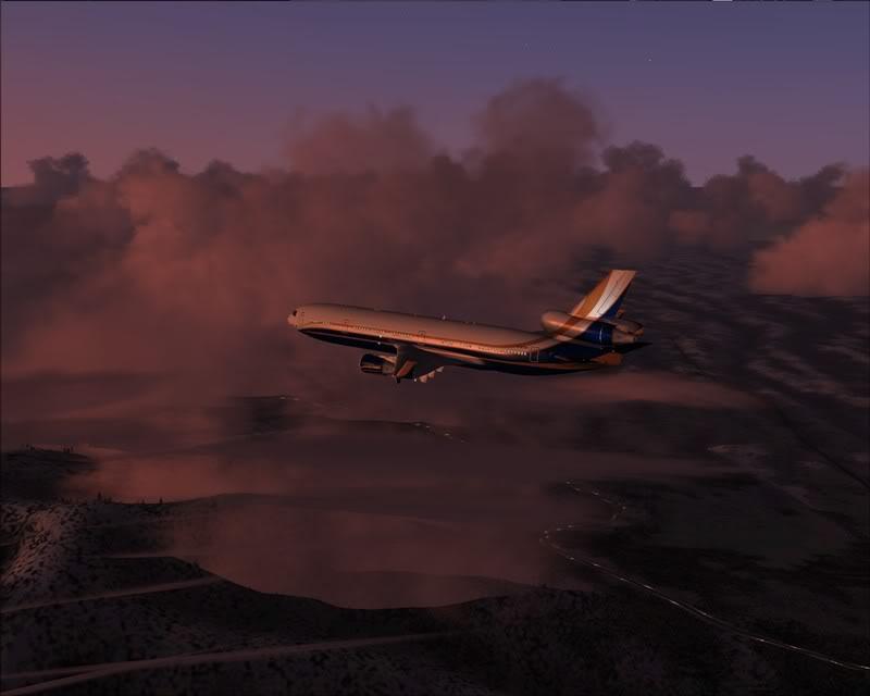 FS9 - Voando para Wakkanai....de MD-11 PMDG -2009-feb-22-036