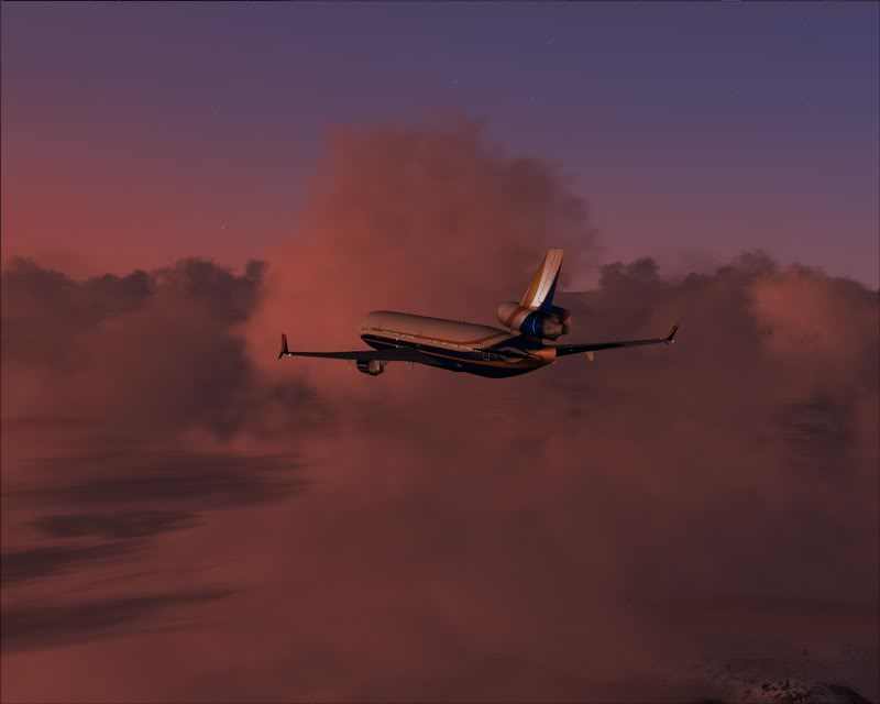 FS9 - Voando para Wakkanai....de MD-11 PMDG -2009-feb-22-037
