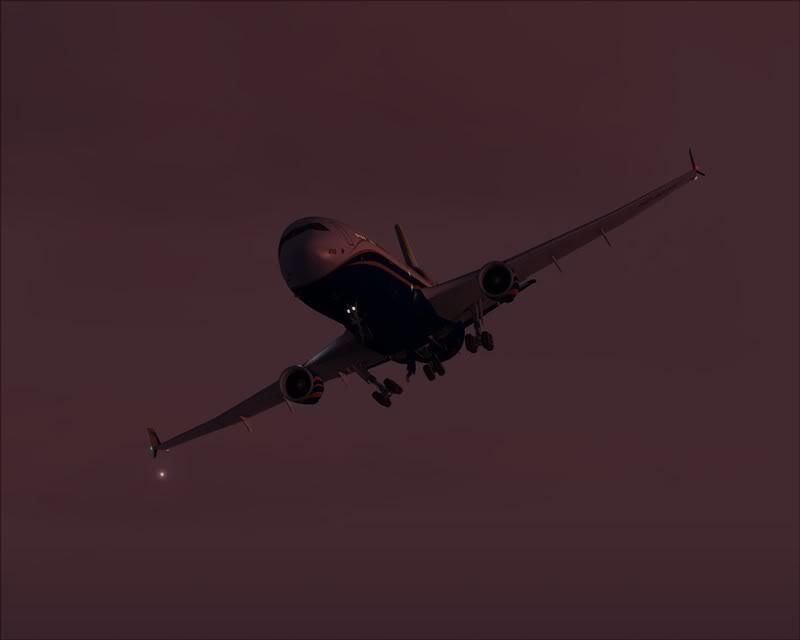 FS9 - Voando para Wakkanai....de MD-11 PMDG -2009-feb-22-040