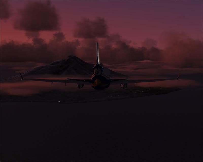 FS9 - Voando para Wakkanai....de MD-11 PMDG -2009-feb-22-044