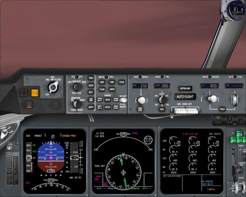 FS9 - Voando para Wakkanai....de MD-11 PMDG -2009-feb-22-051