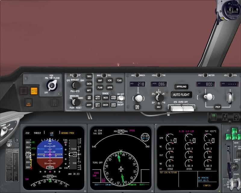 FS9 - Voando para Wakkanai....de MD-11 PMDG -2009-feb-22-053