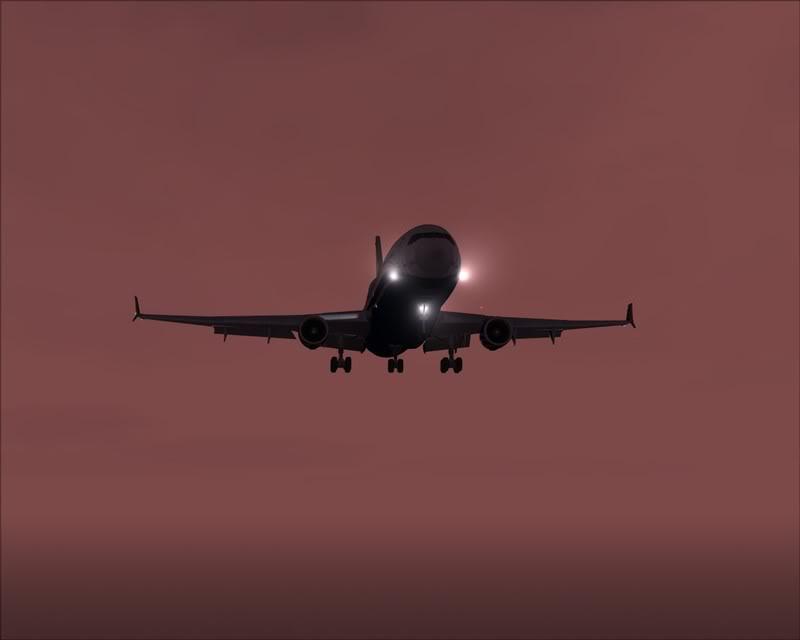 FS9 - Voando para Wakkanai....de MD-11 PMDG -2009-feb-23-111