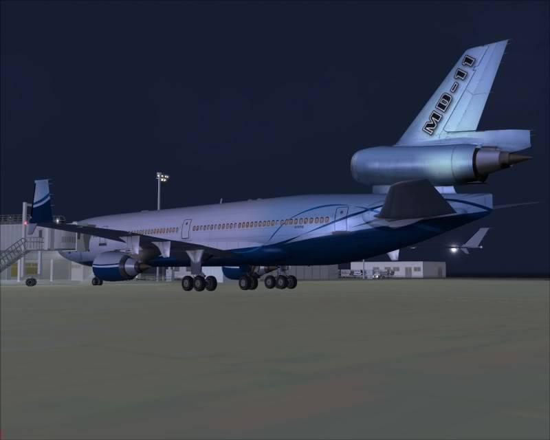 FS9 - WAKKANAI - SAPPORO...by Tour Japão,ainda treinando o MD-11 PMDG -2009-mar-20-015
