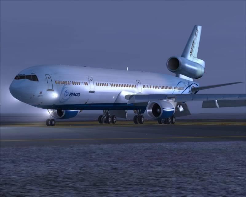 FS9 - WAKKANAI - SAPPORO...by Tour Japão,ainda treinando o MD-11 PMDG -2009-mar-20-024