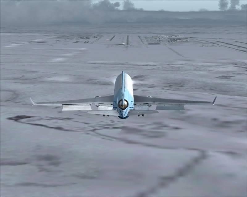 FS9 - Aproximação SAPPORO ... Parte 1,estou adorando este MD-11 -2009-mar-21-053