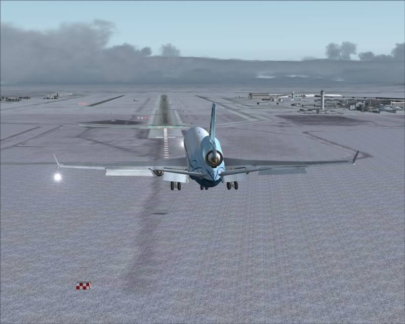 FS9 - Aproximação SAPPORO ... Parte 1,estou adorando este MD-11 -2009-mar-21-055