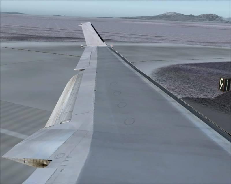 FS9 - Aproximação SAPPORO ... Parte 1,estou adorando este MD-11 -2009-mar-21-071