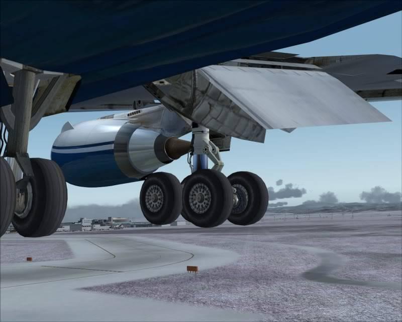 FS9 - Aproximação SAPPORO ... Parte 1,estou adorando este MD-11 -2009-mar-21-073