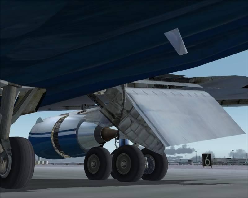 FS9 - Aproximação SAPPORO ... Parte 1,estou adorando este MD-11 -2009-mar-21-077