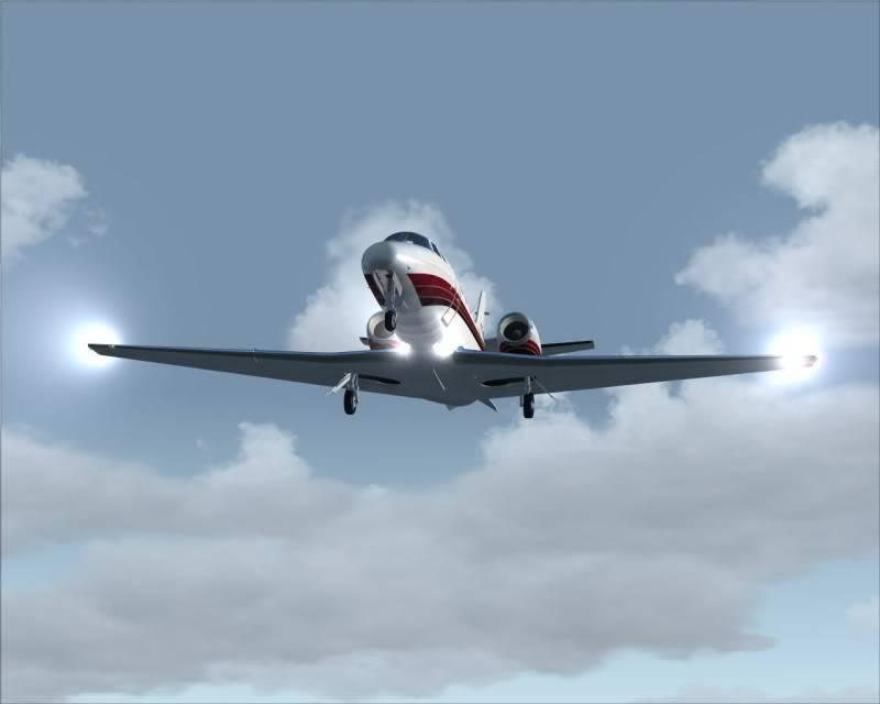 FS9 - Citation Excel,AKITA - NIGATA by Tour Japão 2º Parte .... -2009-may-10-088