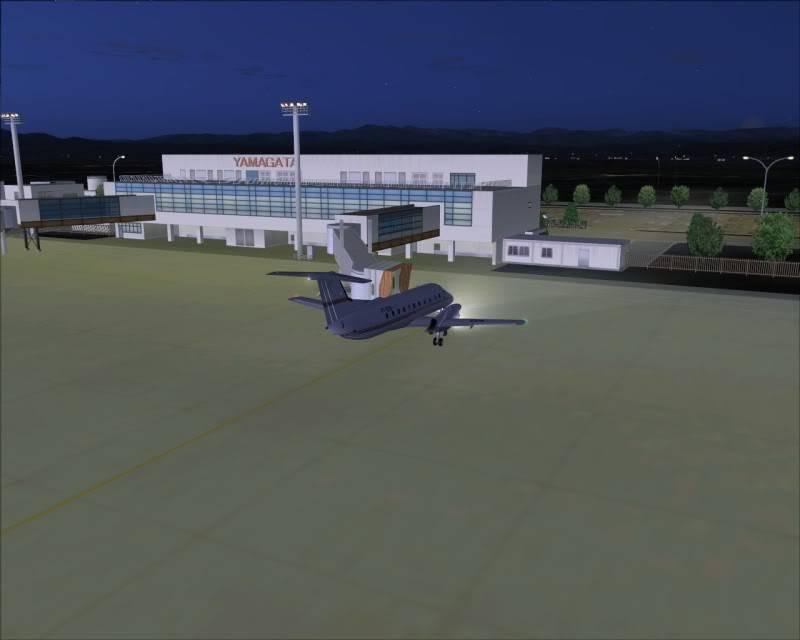 FS9 - YAMAGATA - NIGATA...Tour Japão parte 1,Voltando devagar aos voos... -2009-oct-25-001