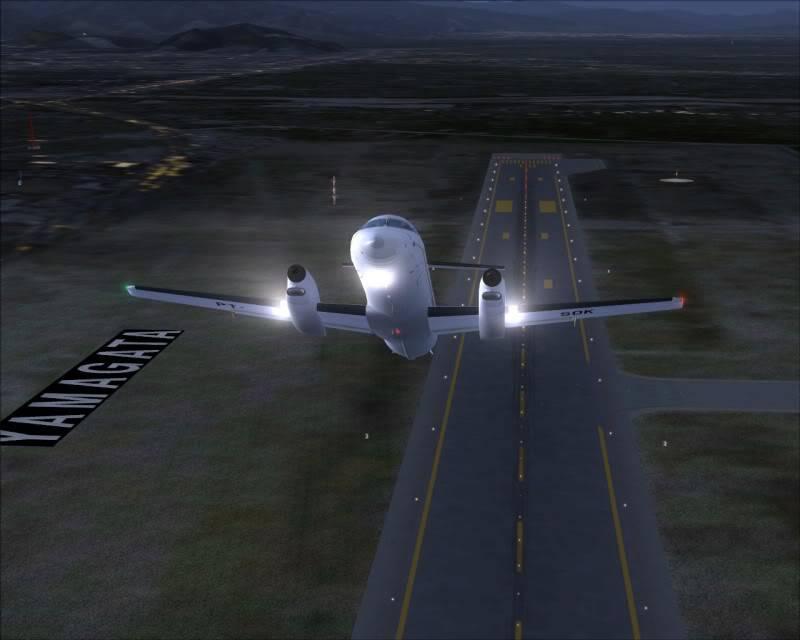 FS9 - YAMAGATA - NIGATA...Tour Japão parte 1,Voltando devagar aos voos... -2009-oct-25-015
