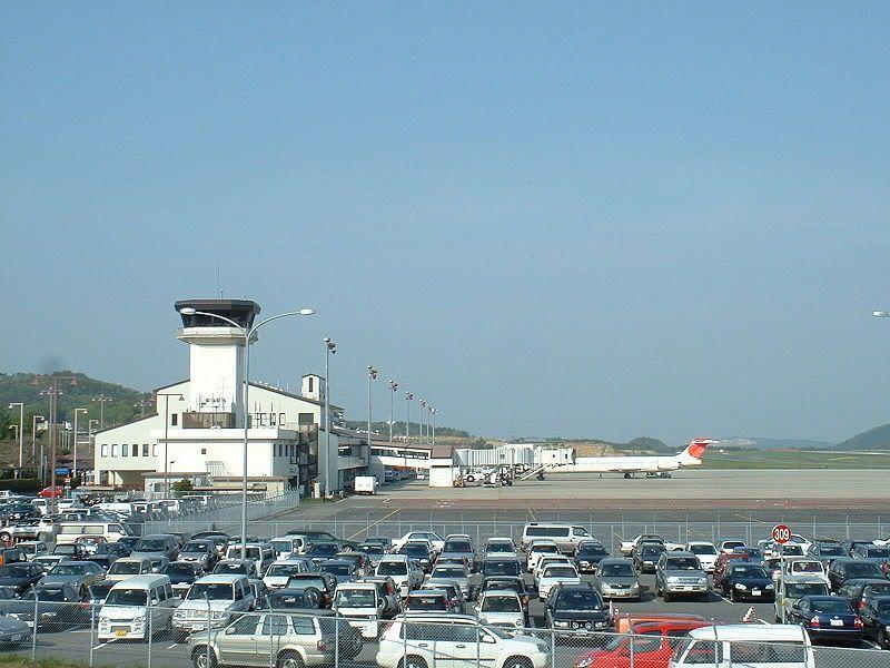 """""""FS9"""" Okayama - Yonago 800px-Okayama_Airport_2"""