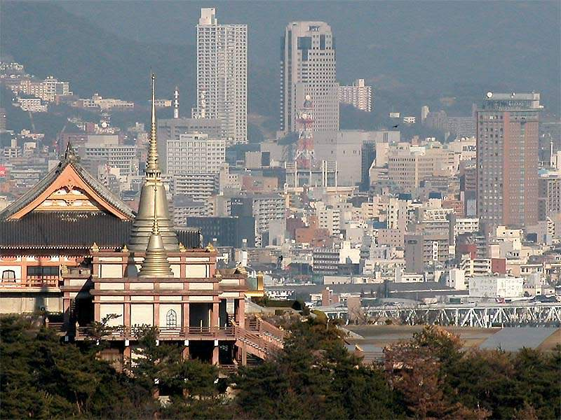 """""""Fs9"""" Documentario/Voo Matsuyma - """"HIROSHIMA"""" Hiroshima_city"""