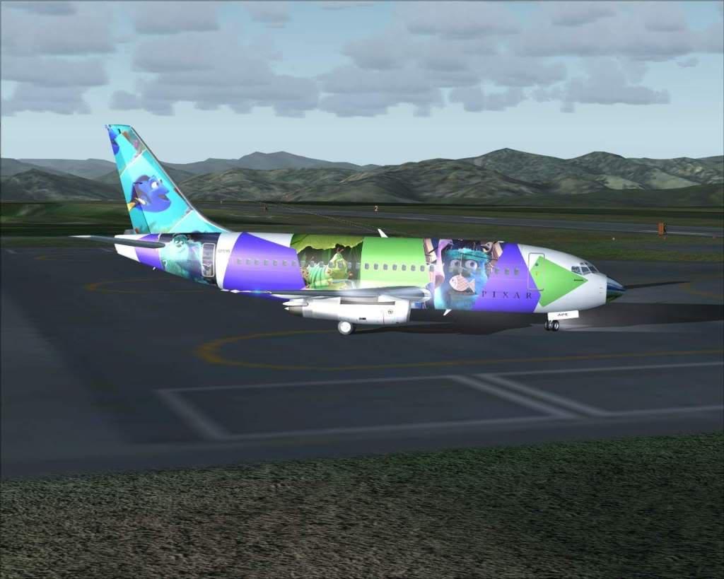 """Fs9"" Tajima - Osaka c/ 737-200 Pixar RICARDO-2010-jul-4-066"