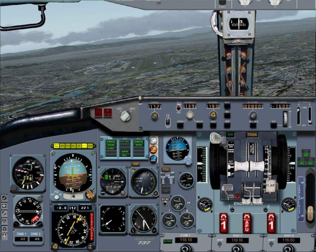 """""""Fs9"""" Voando para Osaka... e aproximação RICARDO-2010-jul-4-092"""