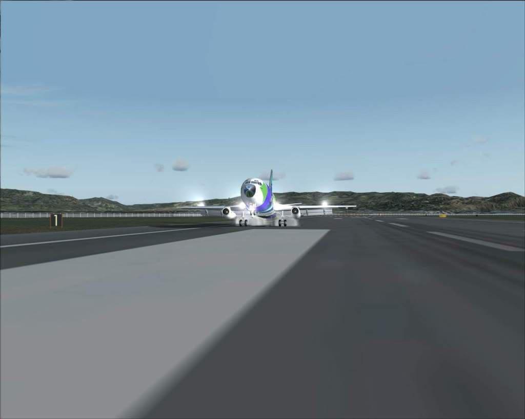 """""""Fs9"""" Voando para Osaka... e aproximação RICARDO-2010-jul-4-107"""