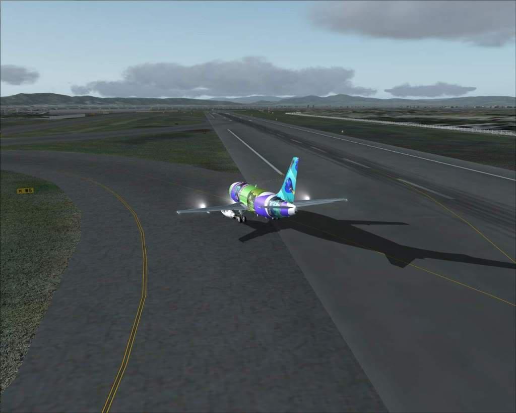 """""""Fs9"""" Voando para Osaka... e aproximação RICARDO-2010-jul-4-112"""