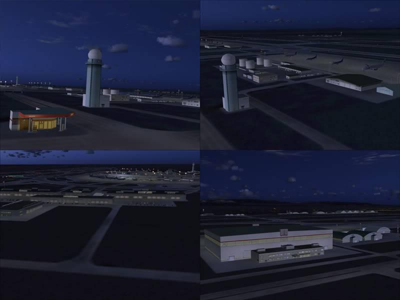 FS9 - New Chitose Airport..in SAPPORO,2º mini review e uma volta por este belo Aeroporto Sapporo15