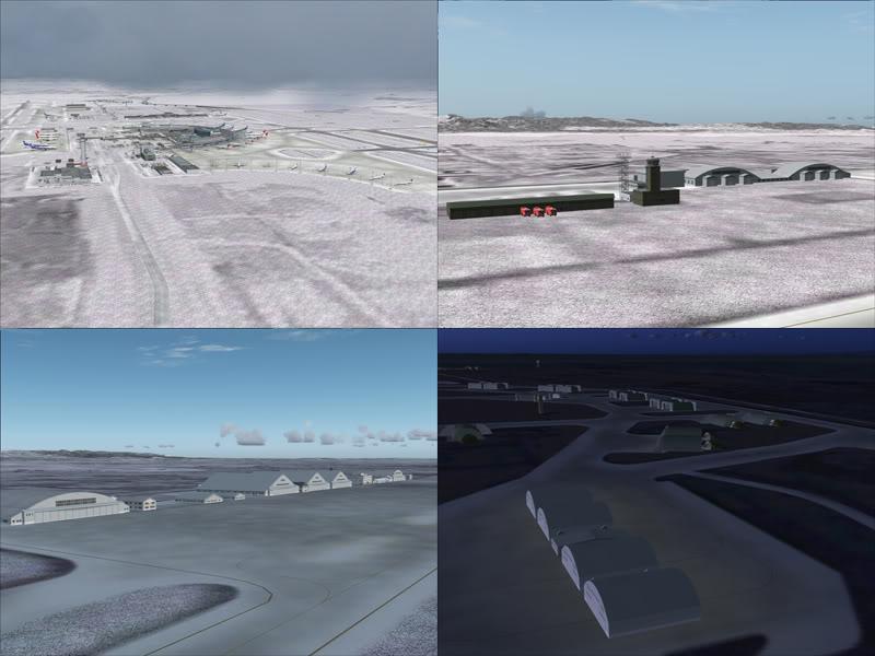 FS9 - New Chitose Airport..in SAPPORO,2º mini review e uma volta por este belo Aeroporto Sapporo16