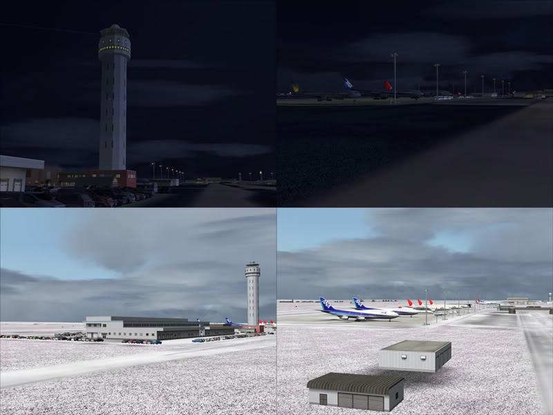FS9 - New Chitose Airport..in SAPPORO,2º mini review e uma volta por este belo Aeroporto Sapporo2-1