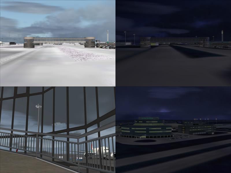FS9 - New Chitose Airport..in SAPPORO,2º mini review e uma volta por este belo Aeroporto Sapporo5-1