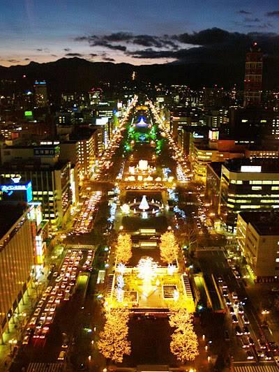 FS9 - Aproximação SAPPORO .... Parte 2,um pouco de Sapporo Sapporo5