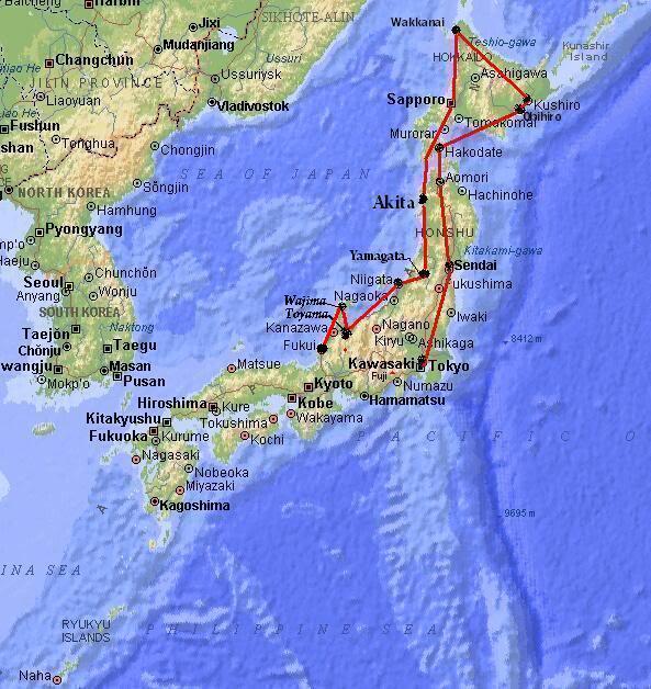 FS9 - Wajima - Fukui.. c/ Seneca da Carenado Map_japan-11