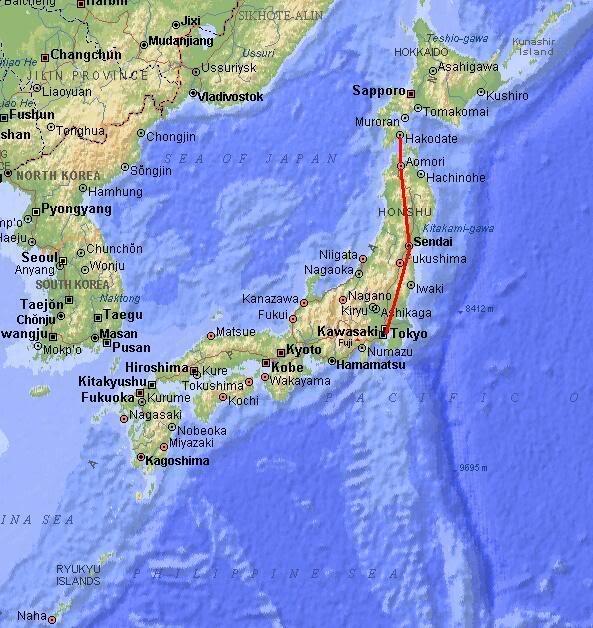 FS9 - AOMORI - HAKODATE com 737-200 Map_japan-3