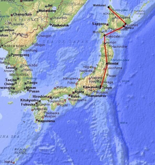 FS9 - KUSHIRO - WAKKANAI de MD-11 PMDG, 1º Voo com e muitos testes... mas foi bom adorei.... Map_japan-6