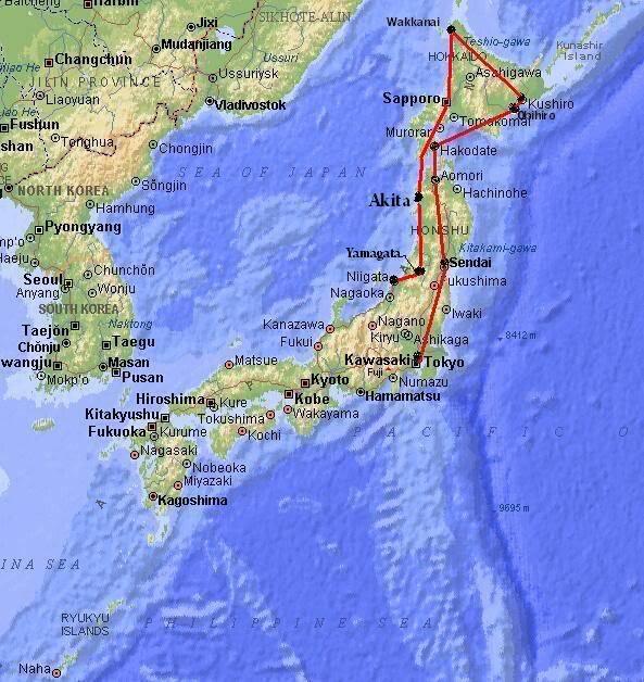 FS9 - YAMAGATA - NIGATA...Tour Japão parte 1,Voltando devagar aos voos... Map_japan-8