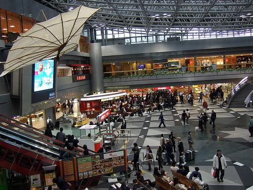 FS9 - New Chitose Airport..in SAPPORO,2º mini review e uma volta por este belo Aeroporto Pordentro
