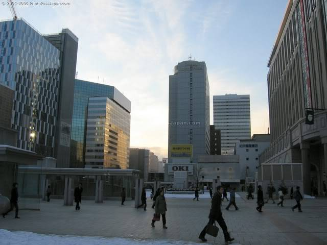 FS9 - Aproximação SAPPORO .... Parte 2,um pouco de Sapporo Sapporo6