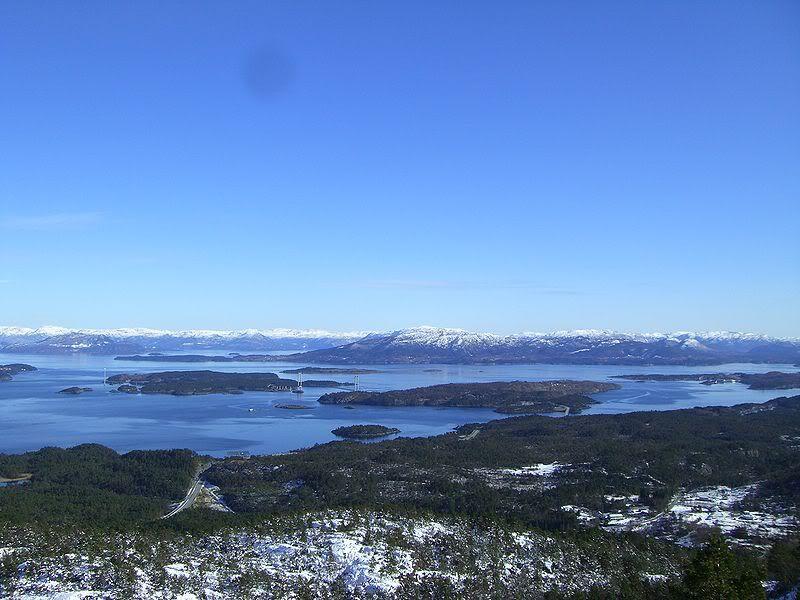 FS9 - Stord Ultimo Pouso na Noruega..,chega ao fim o Tour Noruega Stord2