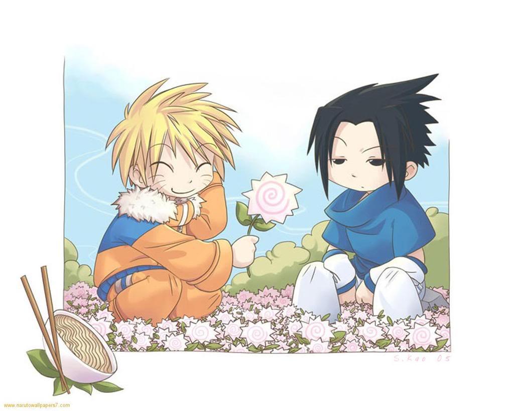 صور ناروتو وساسكي Naruto6