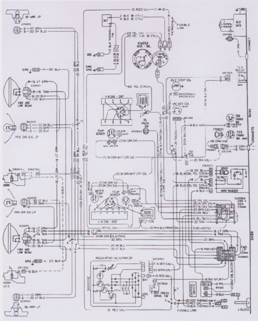 wiring schematics needed 15705663-16f0-4953-bbd5-20a56d1d006d