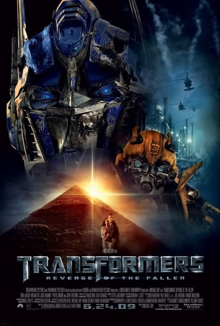 Transformers:Revenge of the Fallen 0035896956711