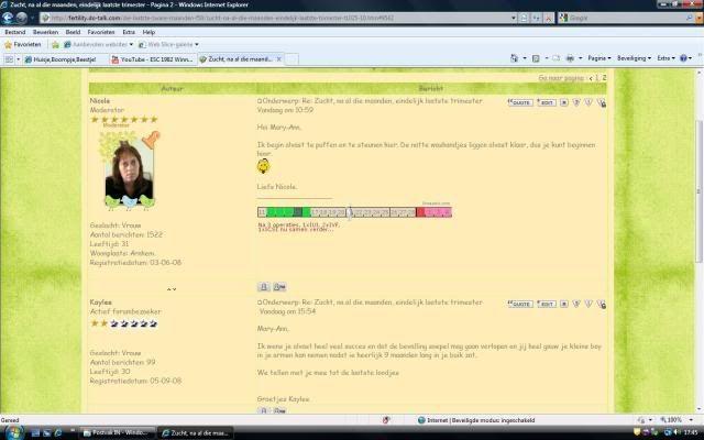 Forum verspringt in grootte bij bepaalde topics! Forum4