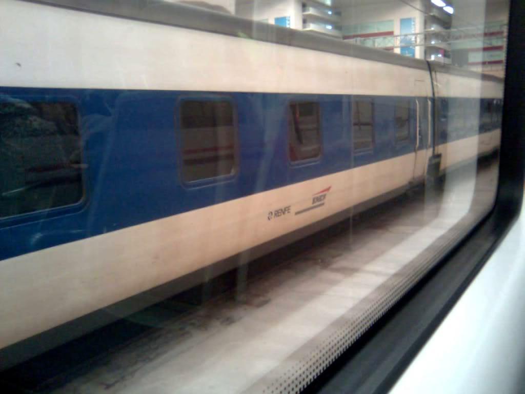 Lamarque.Francia XIX. TrenhotelBarcelona-Paris-1