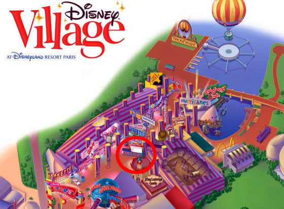Disney Village :: Billy Bob's Country Western Saloon 1234566