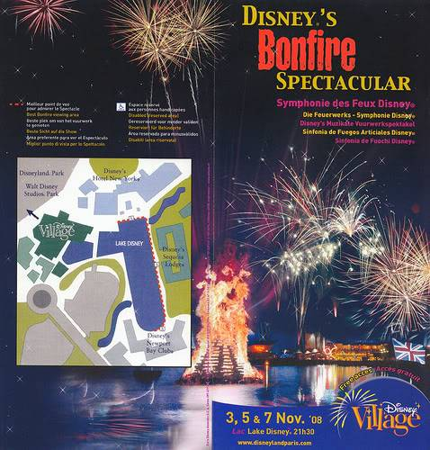 DISNEY VILLAGE - Disney's bonfire 3007916192_7a6223af7a